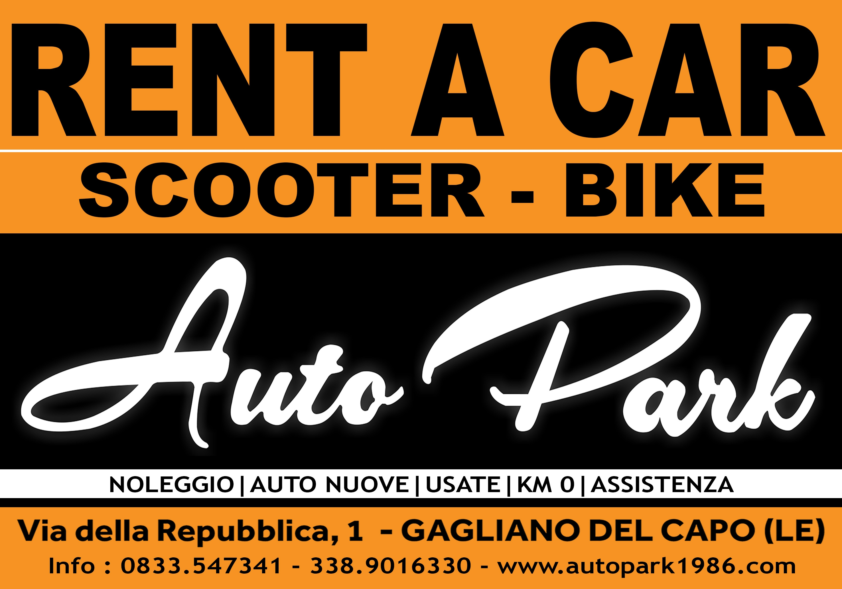 Rent a Car, Scooter & Bike